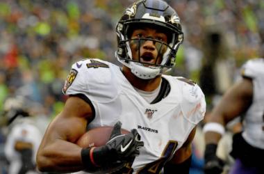 I'm Having the Most Fun I've Ever Had Playing Football, says Baltimore Ravens Cornerback Marlon Humphrey