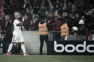Em jogo polêmico, Athletico-PR e Flamengo ficam no empate pela Copa do Brasil