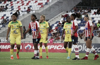 Fuente: Instagram Atlético Huila Femenino