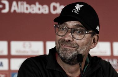 """Técnico do Liverpool, Jürgen Klopp já conhece o adversário: """"Sei o que esperar do Flamengo"""""""