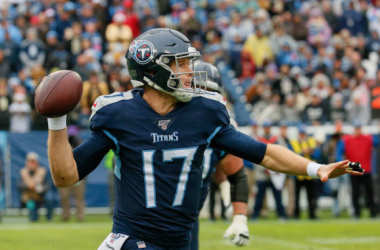 Tennessee Titans vs New England Patriots: Ryan Tannehill leads Titans into Foxborough for Wildcard match-up