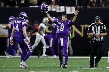 Minnesota Vikings 26-20 New Orleans Saints: Kirk Cousins Leads Game-Winning Drive in Overtime