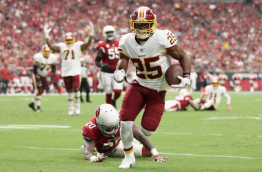 Jacksonville Jaguars sign running back Chris Thompson to one-year contract