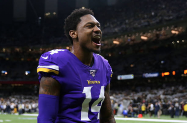 "Stefon Diggs will have the ""opportunity to grow"" with the Buffalo Bills, says head coach Sean McDermott"
