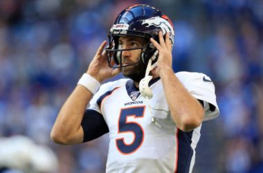 New York Jets sign quarterback Joe Flacco on one-year deal
