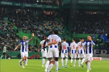 Imagem retirada da conta oficial do FC Porto no Instagram.