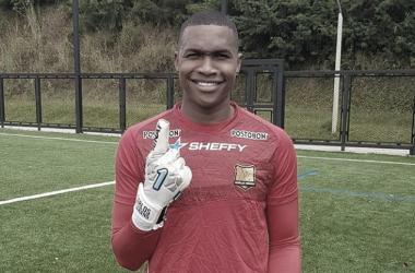 Carlos Bejarano, nuevo portero para las Águilas Doradas