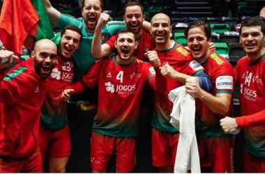 Portugal na segunda fase do europeu de andebol