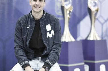 Carlos Ortiz, capitán del Movistar Inter, dejará el club la próxima temporada