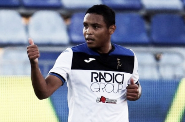 Luis Muriel le dio tres nuevos puntos a Atalanta
