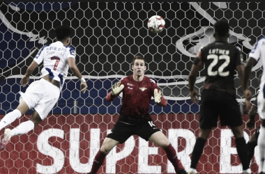 Luis Díaz, gol y figura con Porto