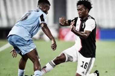 La Juventus de Cuadrado sigue sólida de cara al 'Scudetto'