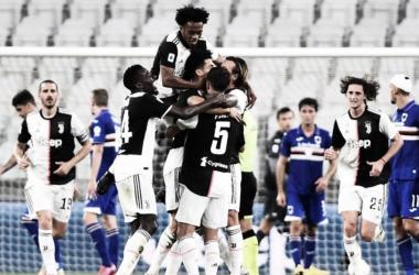 La Juventus de Juan Guillermo Cuadrado suma un nuevo título