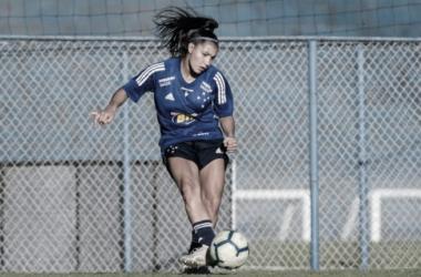Destaque no Cruzeiro, Micaelly celebra convocação para Seleção Brasileira