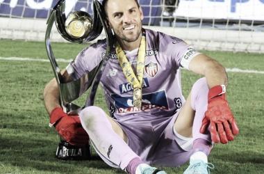Sebastián Viera, el más ganador con Junior
