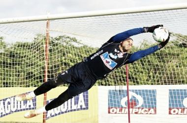 "Sebástian Viera: ""Va a ser un partido peleado, disputado"""
