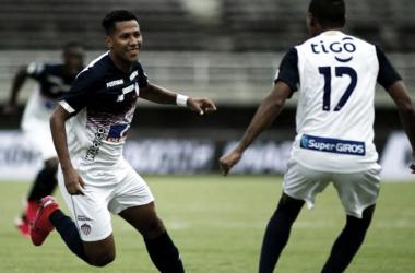 Junior volvió a ganar en la liga en su visita al Pereira