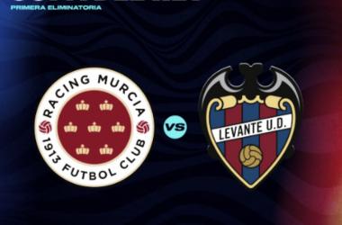 Racing Murcia FC vs Levante UD / Fuente: levanteud.com