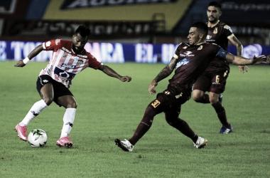 Junior pegó primero ganándole 1-0 al Tolima