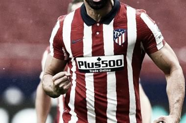 Diego Costa pide salir del Atlético en Enero