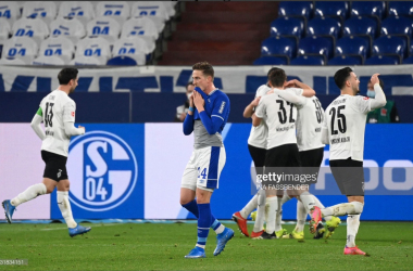 Schalkes problems continue, Photo via gettyimages/INA FASSBENDER