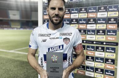 Sebastián Viera, el ángel del gol en el Junior