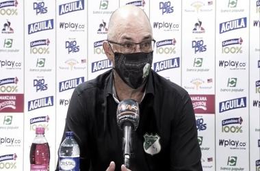 """Alfredo Arias: """"No tengo nada que poner de excusa, el culpable soy yo"""""""