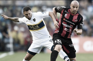 Boca Juniors vs Patronato