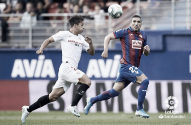 Sevilla FC vs SD ÉibarEN VIVO y en directo online en LaLiga 2020