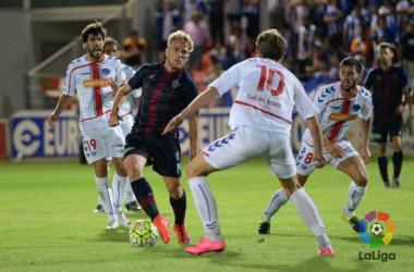 Albacete Balompié - SD Huesca: en busca de la primera victoria