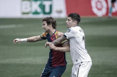 SD Huesca vs Getafe CF, El Alcoraz jornada 32 de LaLiga // Fuente: SD Huesca