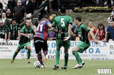 Fotos e imágenes del SD Leioa 1 - 0 Sestao River, de la 1ª Ronda de la Copa del Rey