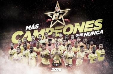 Barcelona faz campanha impecável e conquista 15º título equatoriano