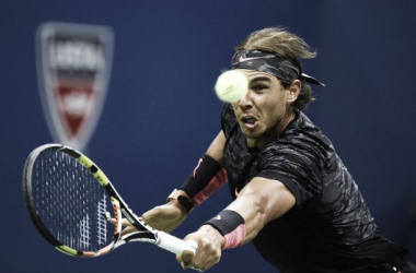 Nadal en su derrota en el US Open. (Fotografía: US Open).