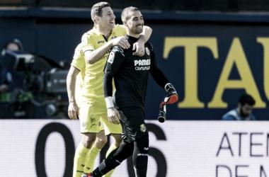Asenjo ha marcadolas diferencias esta temporada. | Foto: Villarreal