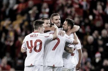 El Liverpool derrota 2-1 al Brisbane Roar FC en su segundo partido de la pretemporada