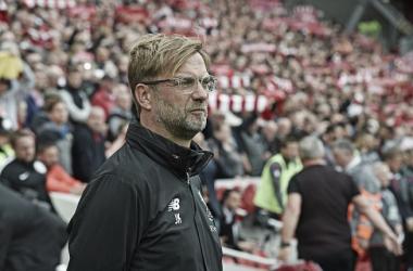Jürgen Klopp falou à imprensa sobre triunfo do Liverpool sobre o Crystal Palace (Foto: John Powell/Liverpool FC)