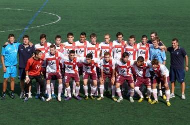 El Huesca Juvenil División de Honor, a la Copa del Rey