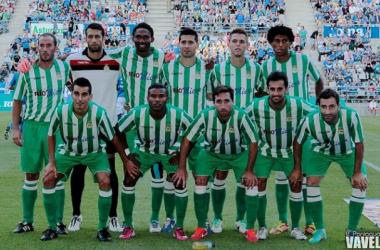 La SD Noja visita el Estadio Municipal Hermanos Antuña, con la intención de llevarse los 3 puntos en juego a Cantabria. Foto: Víctor Paniagua / VAVEL.
