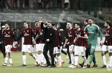 Equipe passa por uma reformulação administrativa (Foto: Divulgação/AC Milan)