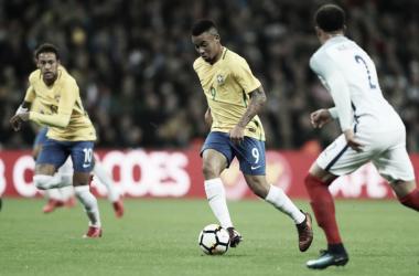 Joven promesa Brasil: Gabriel Jesus, presente y futuro de la Canarinha