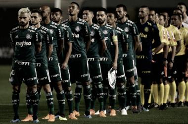 O Palmeiras segue com muitas dúvidas por parte da torcida (Foto: Cesar Greco/Ag Palmeiras/Divulgação)