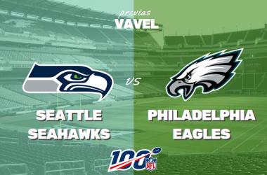 Previa Seahawks - Eagles: se define al último invitado de la NFC
