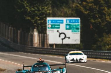 Sean Gelael Jalani Test Solo Di Sirkuit Le Mans