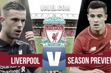 Captain Jordan Henderson and forward Philippe Coutinho will be crucial to Liverpool's fortunes in 2015-16. (Picture: Jonathan Walsh/VAVEL UK)