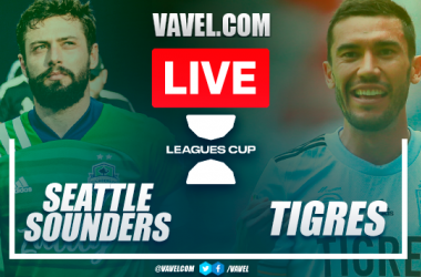 Goals and highlights: Seattle Sounders 3-0 Tigres UANL in Leagues Cup
