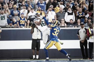 Com campanhas iguais, Seahawks e Rams se enfrentam na abertura da semana 5