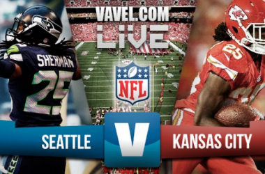 Score Kansas City Chiefs vs Seattle Seahawks in NFL Preseason (17-16)
