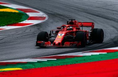 GP Austria LIVE - Prima fila Mercedes, Vettel penalizzato (partenza ore 15:10) - Foto Scuderia Ferrari Twitter