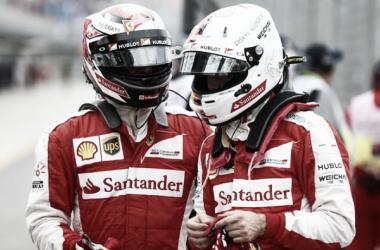 """Formula 1 - Vettel: """"Pensavo di fare meglio"""". Raikkonen: """"Sensazioni non buone"""""""